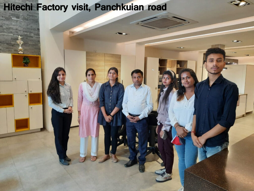 Hitechi Factory visit-1