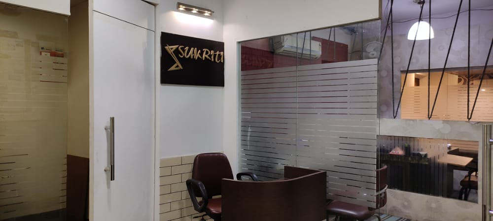 Studio Reception area-1