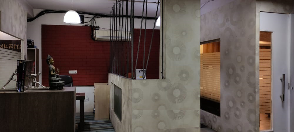 Studio Reception area-2