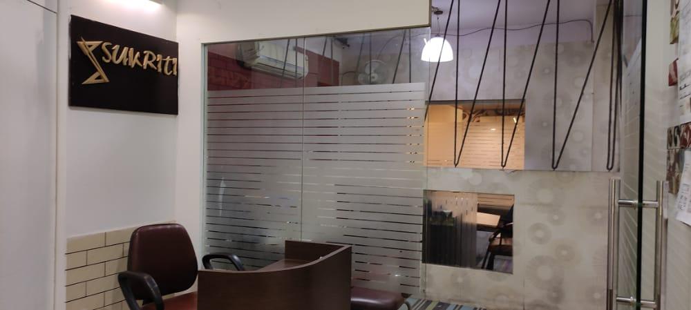 Studio Reception area