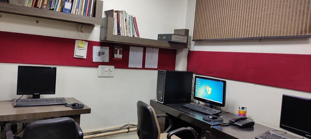 Studio admin area